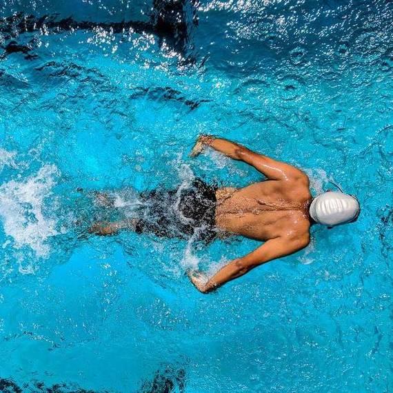 Nager pour un cœur