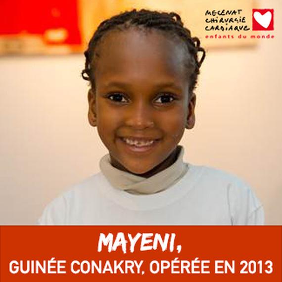 Ayons du coeur pour les enfants de Guinee Conakry