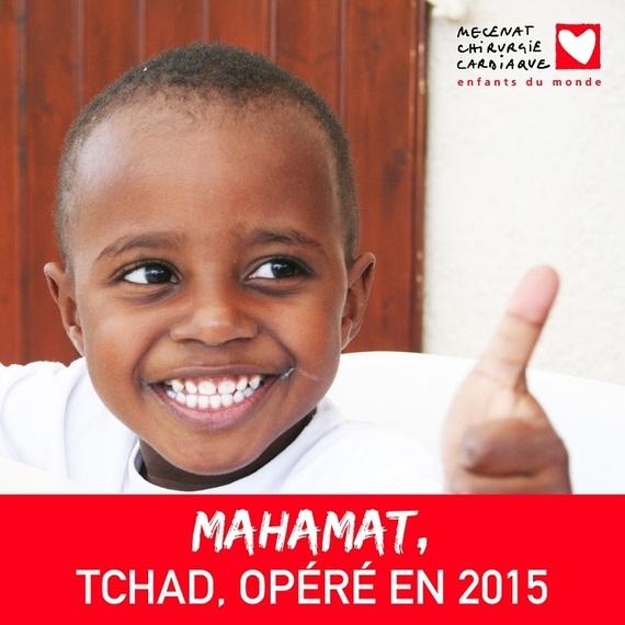 Ayons du coeur pour les enfants du Tchad