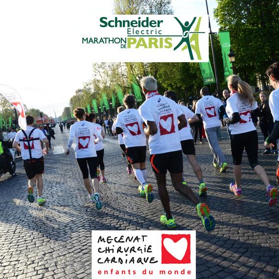 Marathon visuel carre