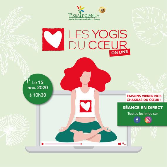 Yogis du Coeur online