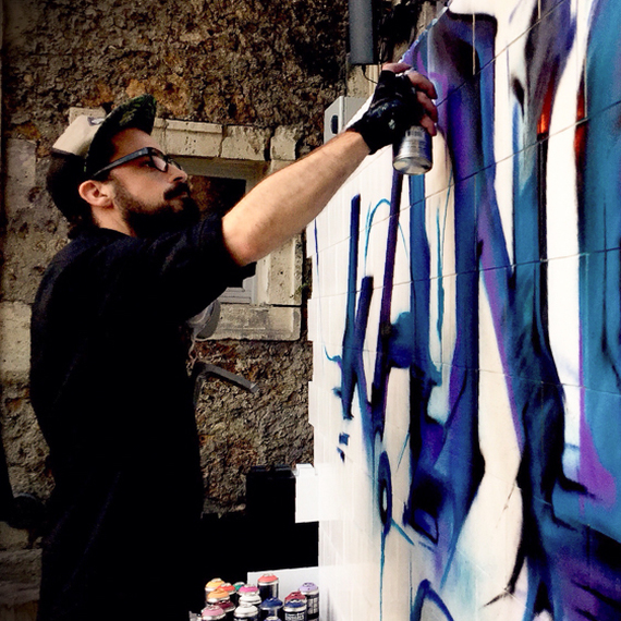 aXoma & le street-art