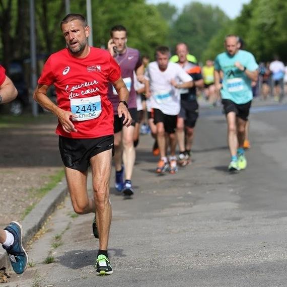 Marathon de Paris 2019 - Ayons du cœur pour qu'ils en aient un tout neuf !