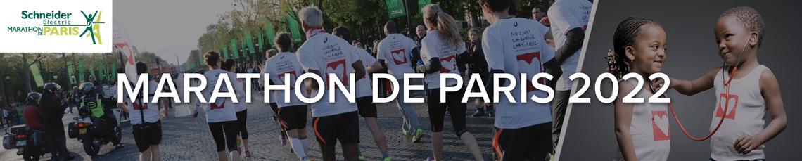 Banniere marathondeparis 2022