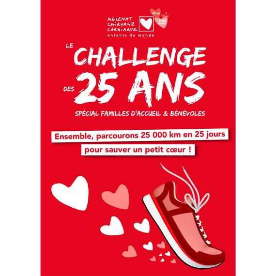 CHALLENGE DES 25 ANS DE MECENAT CHIRURGIE CARDIAQUE