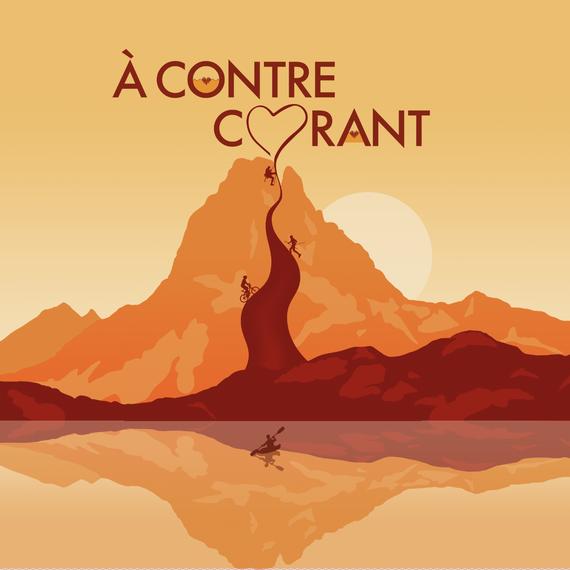 A CONTRE COEURANT