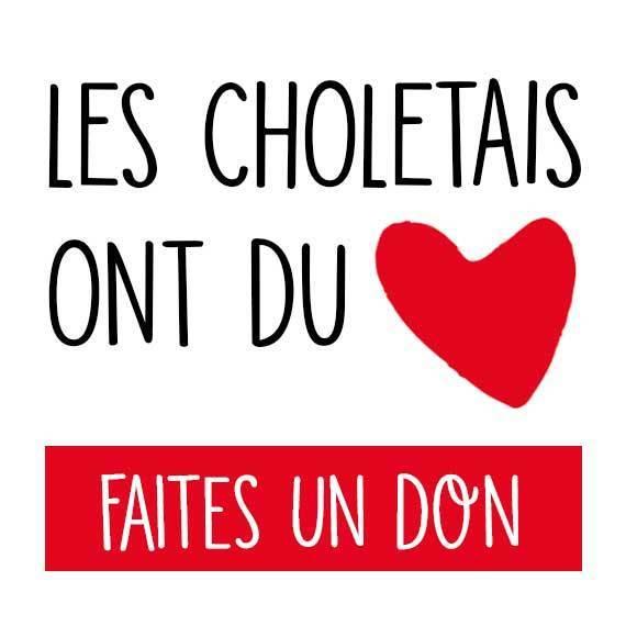 Les Choletais ont du Coeur !