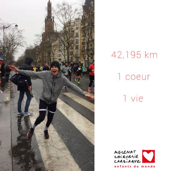 Un Marathon = Une Vie