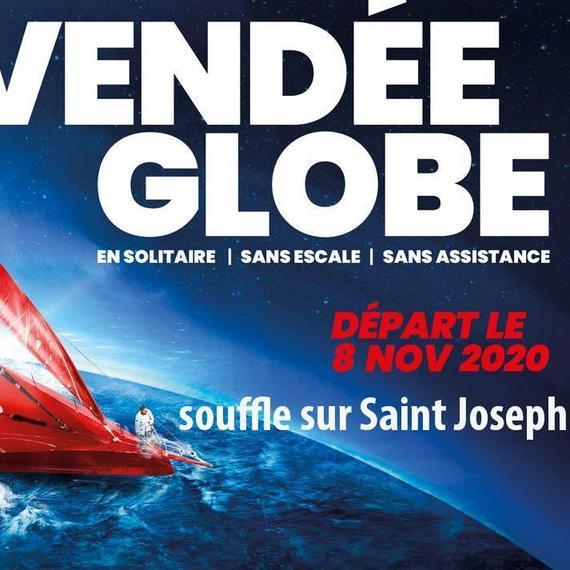 Le Vendée Globe souffle sur Saint Joseph