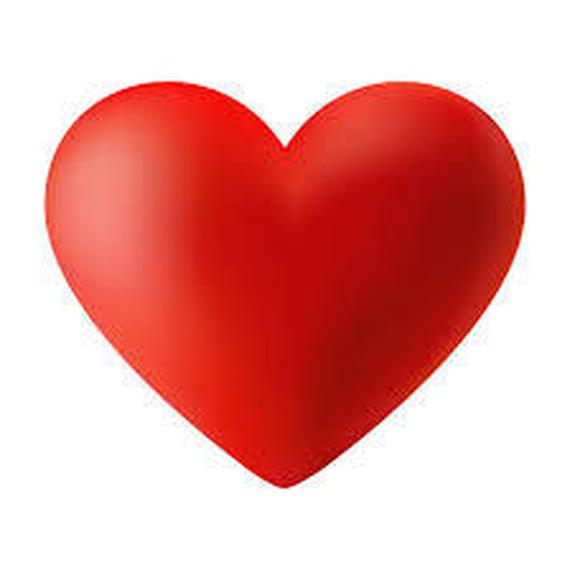 Courir avec le coeur