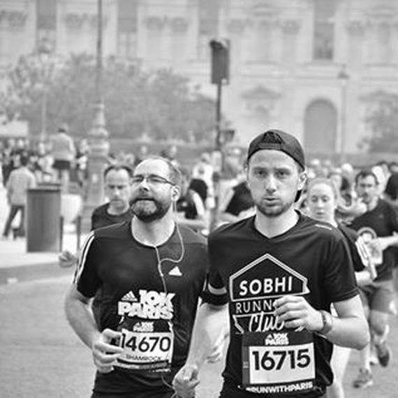 Un marathon pour un cœur