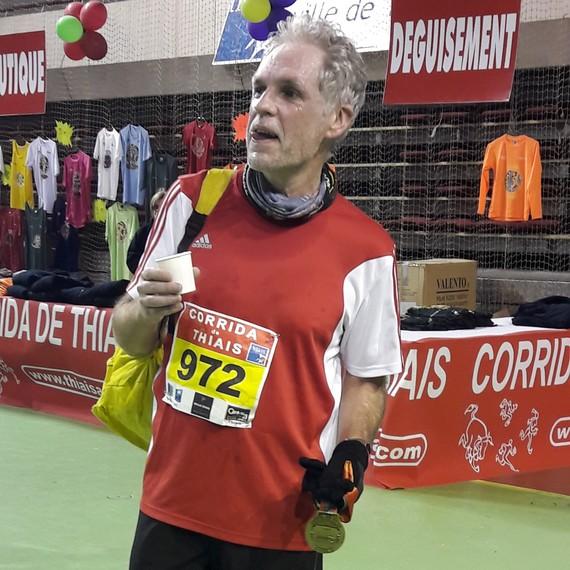 30ème marathon avec le coeur