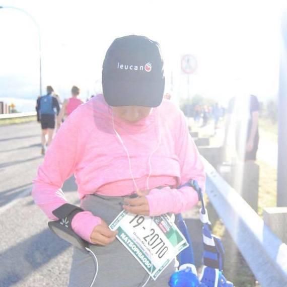 Natalie Osorio - coeur de course