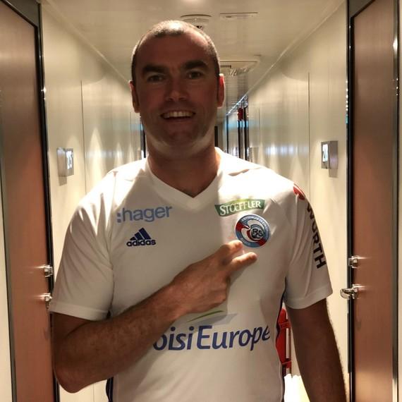 Franck court pur sauver des vies
