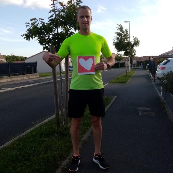 Après les 50km du coeur...de Nantes à Pornic, le marathon du coeur de la Rochelle!