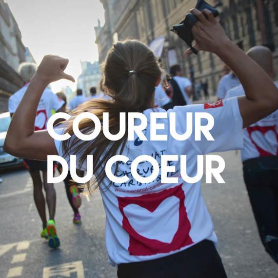 Courir pour un cœur