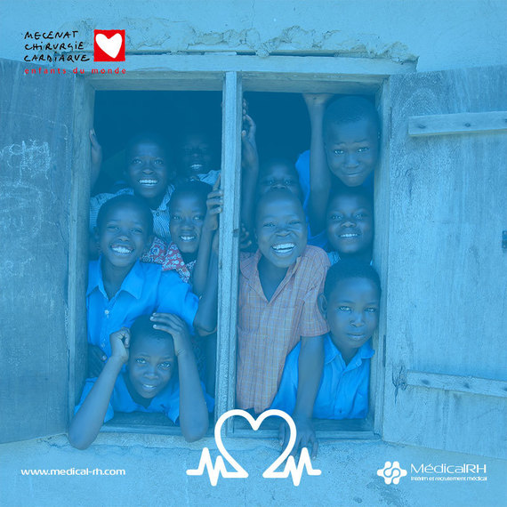 Let's save hearts!