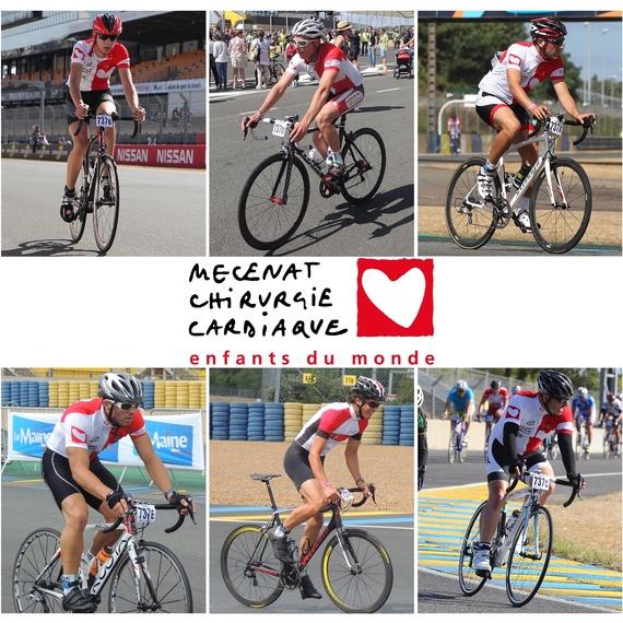 24 Heures Du Mans Vélo Pearl Izumi