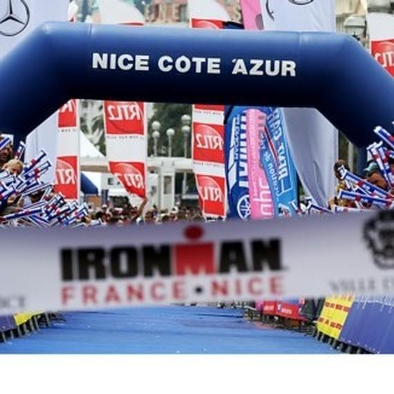 Iron Man de Nice - 226km solidaires! (+ 160km de bonus en Juillet!)