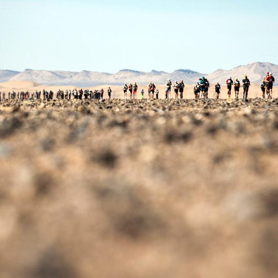 Sauver  un Coeur lors du Marathon des Sables - Save one heart during the MDS