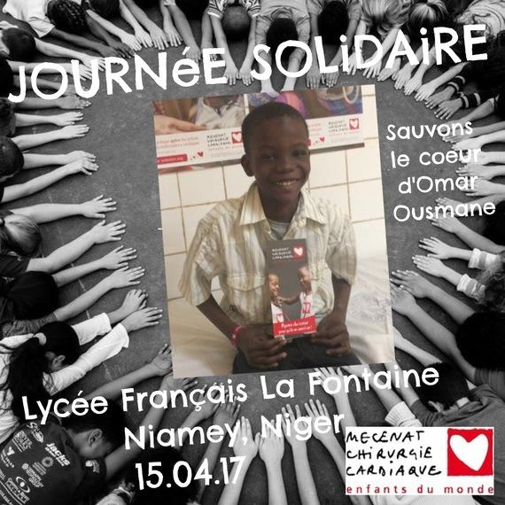 Journée Solidaire du Lycée Français La Fontaine de Niamey