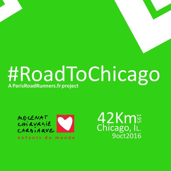 #RoadToChicago - Mécénat Chirurgie Cardiaque