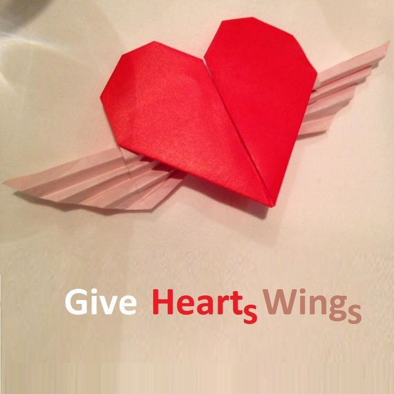 GIVE HEARTS WINGS