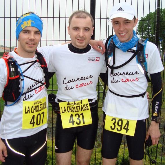 team49 marathon de Paris 2016